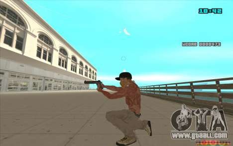 REL-REQ Grego for GTA San Andreas forth screenshot