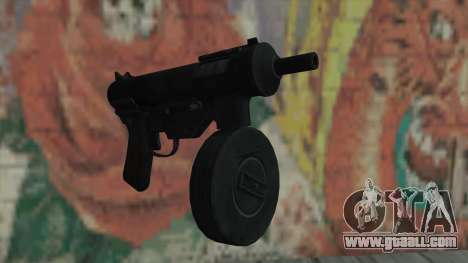 MP5 from Fallout New Vegas for GTA San Andreas