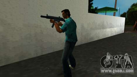 MP5SD for GTA Vice City third screenshot