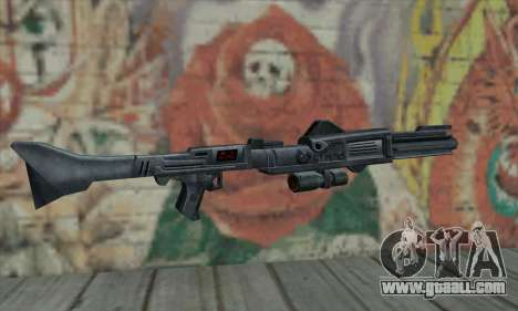Rifle from Star Wars for GTA San Andreas second screenshot
