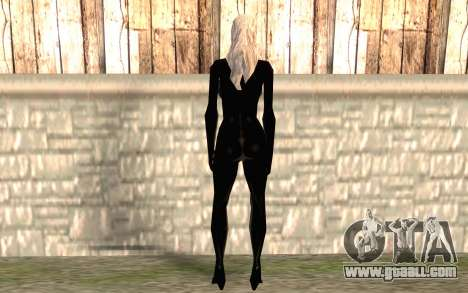 Black Cat HD for GTA San Andreas second screenshot