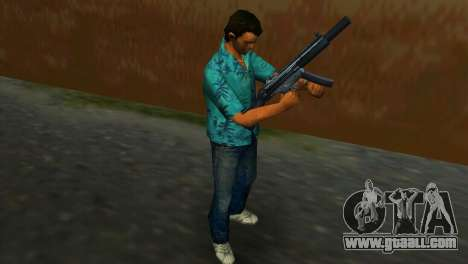 MP5SD for GTA Vice City forth screenshot