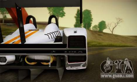 Caterham-Lola SP300.R for GTA San Andreas right view