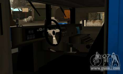 HUMMER H1 for GTA San Andreas right view