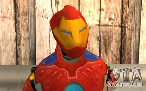 Iron Man for GTA San Andreas third screenshot