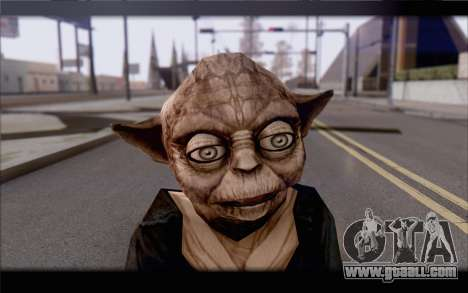 Iodine for GTA San Andreas third screenshot