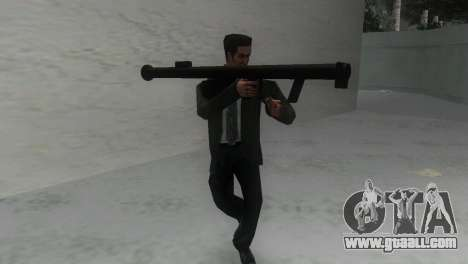 Bazooka from MoH: AA for GTA Vice City