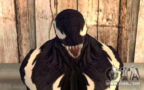 Venom for GTA San Andreas third screenshot