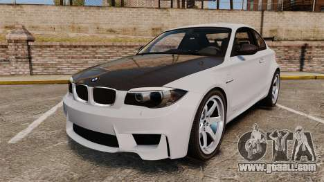 BMW 1M 2014 for GTA 4