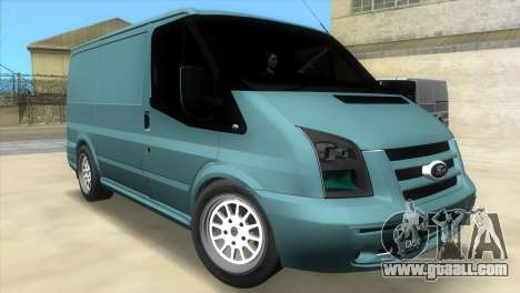Ford Transit Sportback 2011 for GTA Vice City