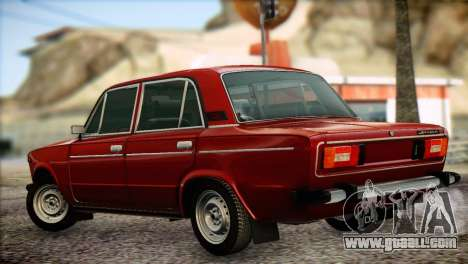 VAZ 21063 for GTA San Andreas left view