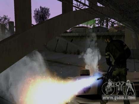 Trevor Phillips for GTA San Andreas fifth screenshot