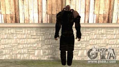 Nemesis for GTA San Andreas second screenshot