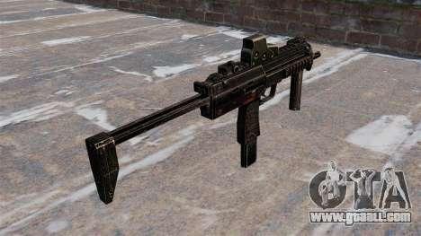 MP7 submachine gun for GTA 4 second screenshot