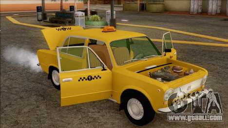 VAZ 21011 Taxi for GTA San Andreas interior
