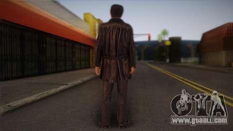 Max Payne Skin for GTA San Andreas second screenshot