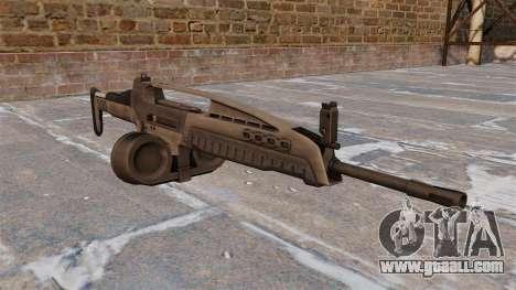 Automatic HK XM8 LMG v2.0 for GTA 4