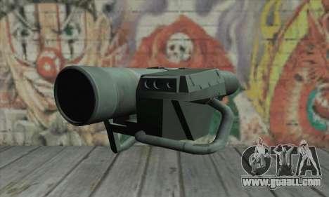 Bazooka for GTA San Andreas
