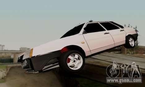VAZ 21099 Hobo for GTA San Andreas side view
