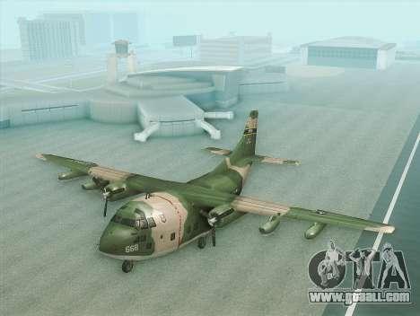 Fairchild C-123 Provider for GTA San Andreas