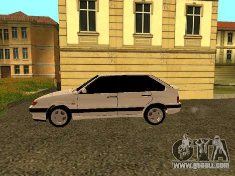 ВАЗ 2114 for GTA San Andreas left view