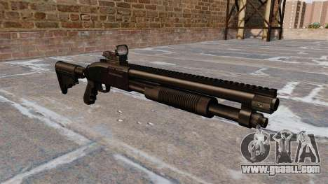 Tactical shotgun for GTA 4