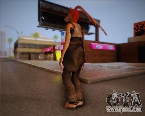 Jar Jar Binks for GTA San Andreas second screenshot