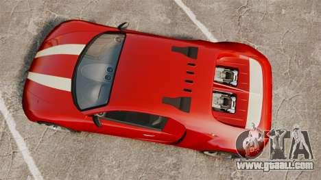GTA V Truffade Adder for GTA 4 right view