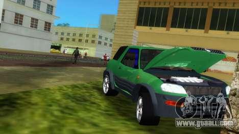 Toyota RAV 4 L 94 Fun Cruiser for GTA Vice City side view