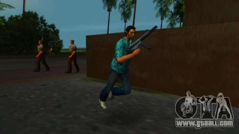 MP5SD for GTA Vice City second screenshot