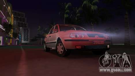 Samand for GTA Vice City