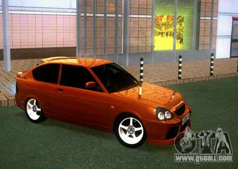 VAZ-2172 Coupe Sport for GTA San Andreas