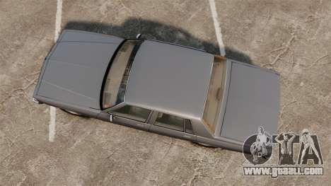 Chevrolet Caprice 1989 v2.0 for GTA 4 right view