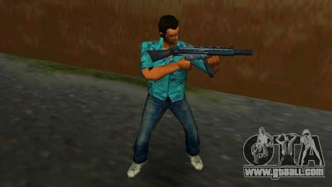 MP5SD for GTA Vice City