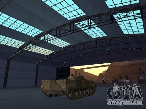 BMP-3 for GTA San Andreas
