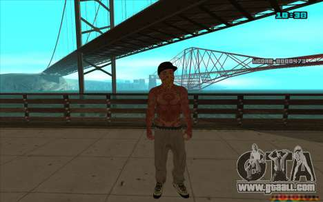 REL-REQ Grego for GTA San Andreas