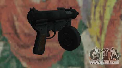 MP5 from Fallout New Vegas for GTA San Andreas second screenshot