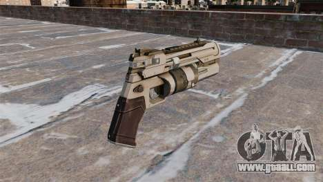 Majestic revolver for GTA 4 second screenshot