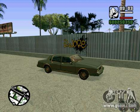 New HD Skate Park for GTA San Andreas fifth screenshot