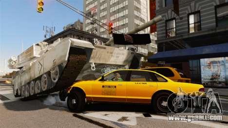 Script Tank V Style for GTA 4