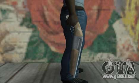 Bleed from the Saints Row 2 for GTA San Andreas third screenshot