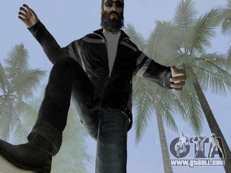 Trevor Phillips for GTA San Andreas sixth screenshot