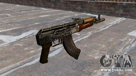 Automatic Khyber Pass AK Buttstock for GTA 4 second screenshot