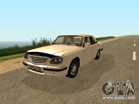 GAZ Volga 31105 for GTA San Andreas