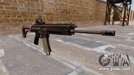 Robinson Armaments XCR Rifle for GTA 4