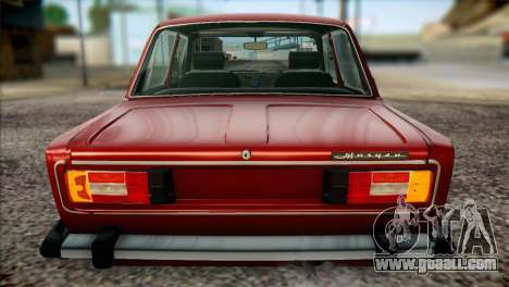 VAZ 21063 for GTA San Andreas side view