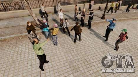 The Script-Dance- for GTA 4