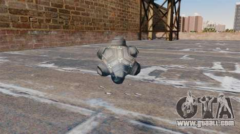 The disco grenade for GTA 4