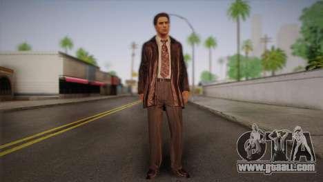 Max Payne Skin for GTA San Andreas
