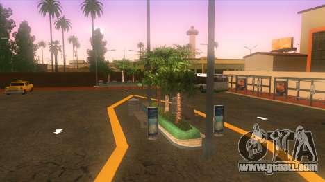 Bus station, Los Santos for GTA San Andreas third screenshot